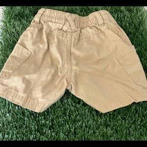 Timberland Matching Sets - Shorts and shoes 3-6 months